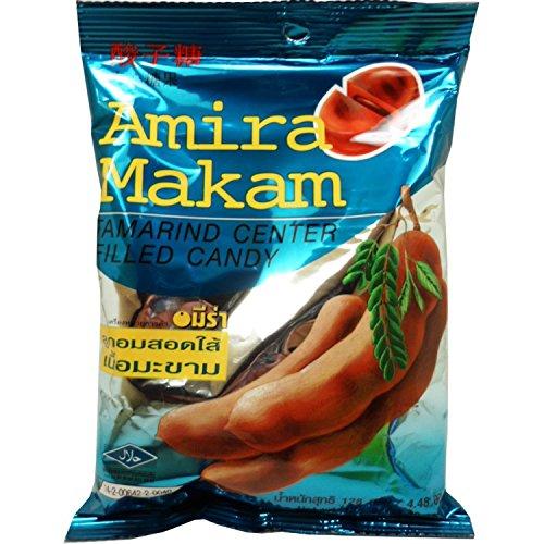 Amira Makam Tamarind Candy (Center Filled), 300 Gram