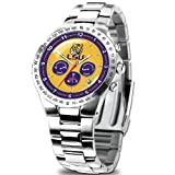 LSU Tigers Collector's Watch by The Bradford Exchange