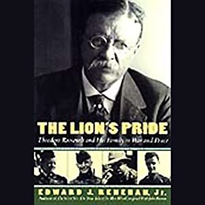 The Lion's Pride Audiobook