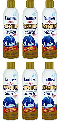 Most bought Laundry Starch