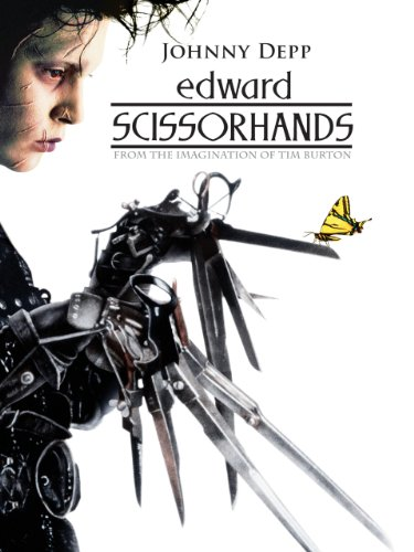 DVD : Edward Scissorhands