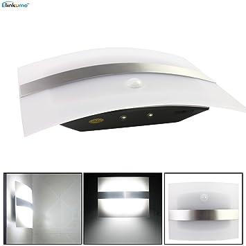 Batteriebetriebene Drahtlose LED Nachtleuchte mit Bewegungsensor,LED ...