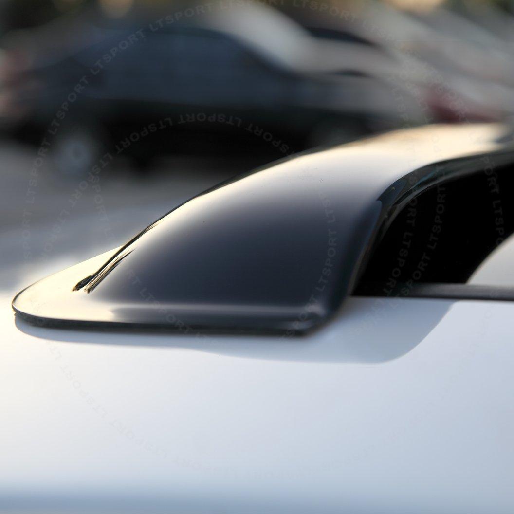 LT Sport 42' Tint Sun/Moon Roof Window Sunroof Moonroof Visor Shade Guard Deflector For Mazda Saab