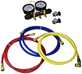 CPS Products MT7I7A6Q A/C Manifold Gauge Set
