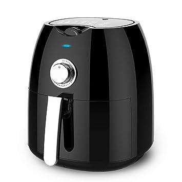Freidora eléctrica de 45 l gran capacidad freidora de aire sin freír horno eléctrico freidora doméstica: Amazon.es: Hogar