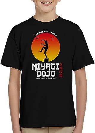 Cloud City 7 Miyagi Dojo California 1984 Karate Kid Kid's T-Shirt