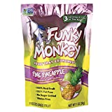FUNKY MONKEY FRUIT FRZDRD PNK PNAPPLE, 1 OZ