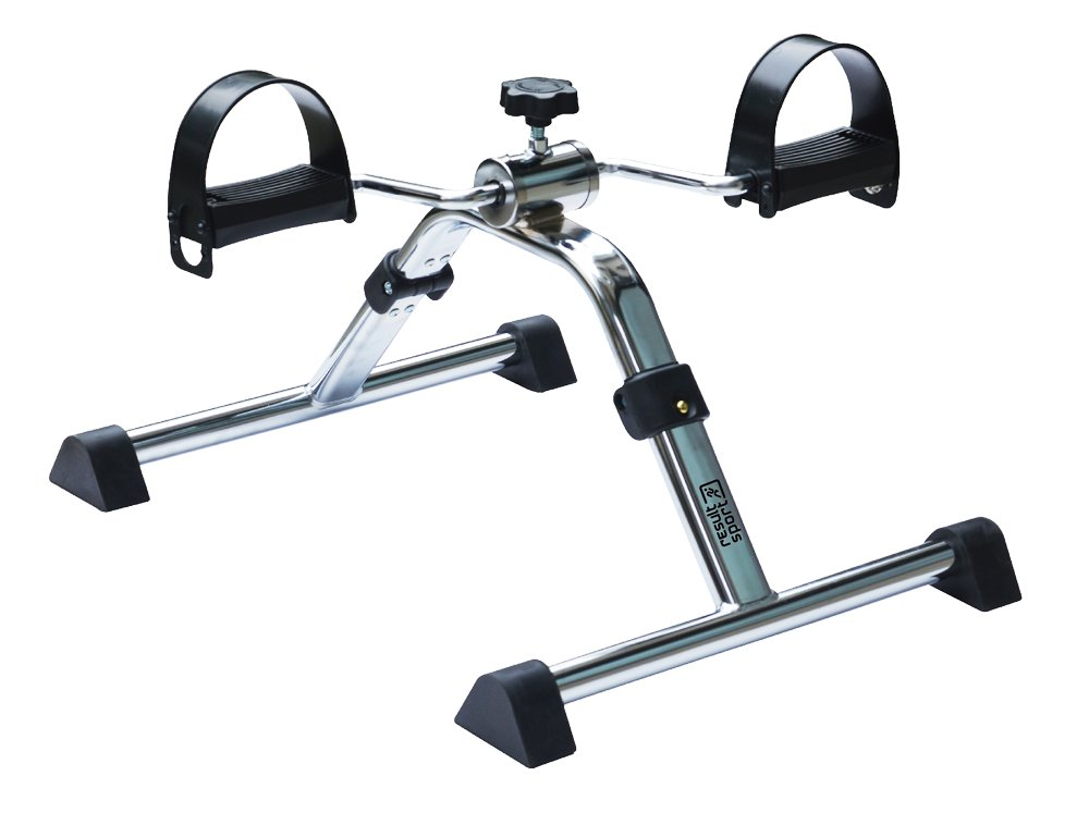 ResultSport Folding Mini Arm and Leg Pedal Exerciser