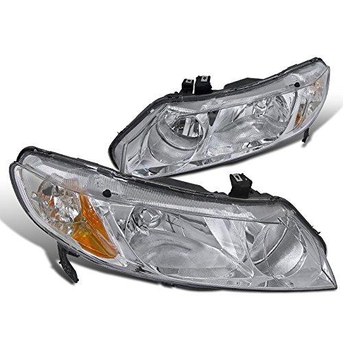 Spec-D Tuning 2LH-CV064-RS Honda Civic 4 - Honda Civic Tuning Shopping Results