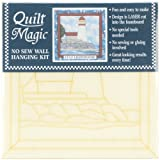 Quilt Magic 12-Inch by 12-Inch Lighthouse Kit