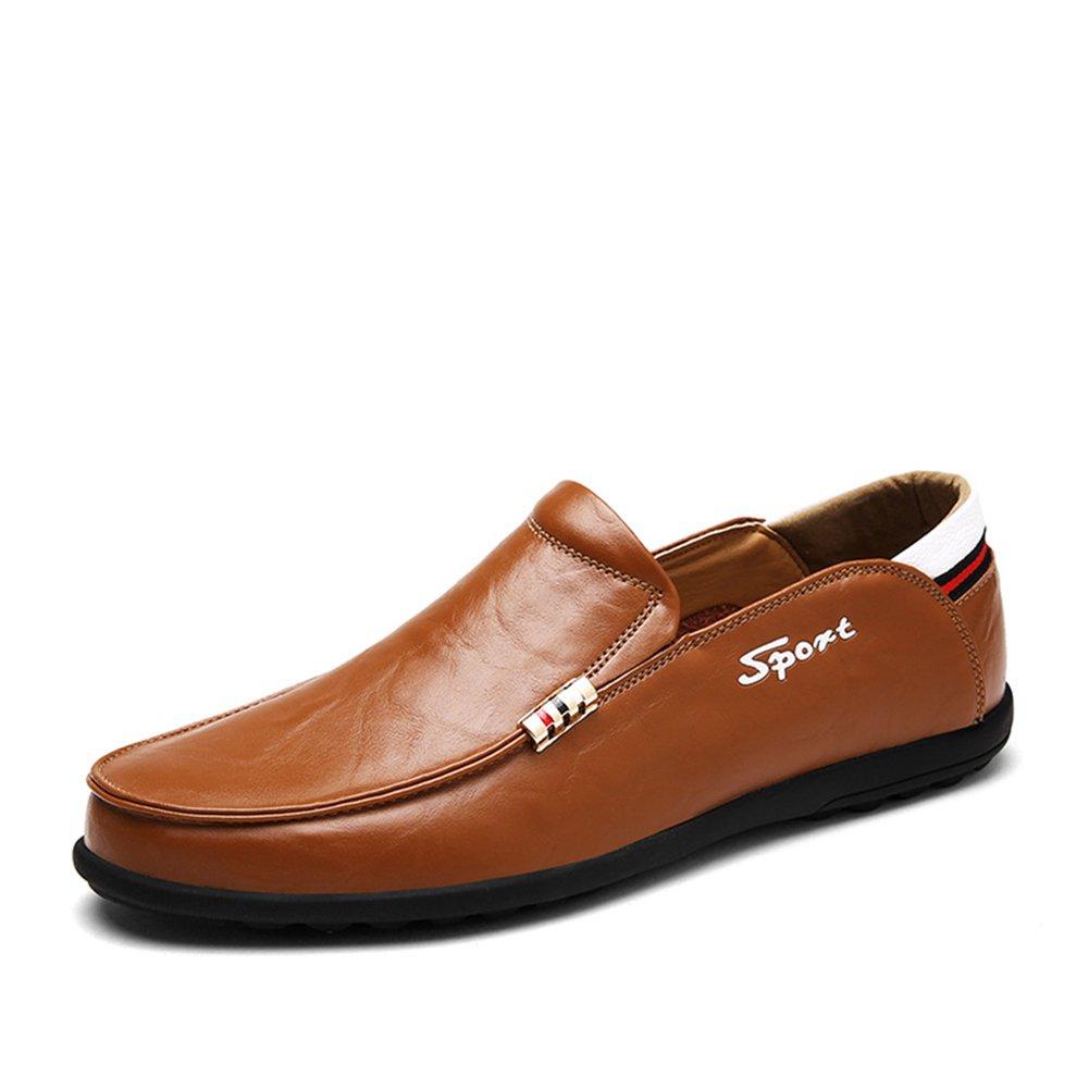 XUE 2018 Herrenschuhe Leder Frühling Herbst Formale Schuhe Loafers & Slip-Ons Fahren Schuhe Wanderschuhe für Casual Office & Karriere Outdoor-Party