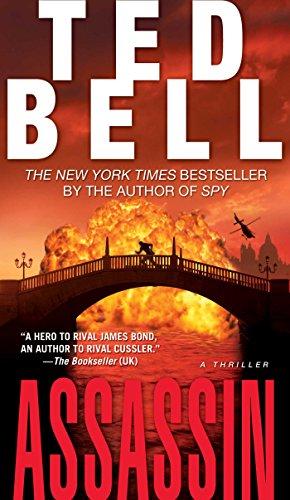 Picture Bell Alexander - Assassin: A Novel (Alexander Hawke Book 2)