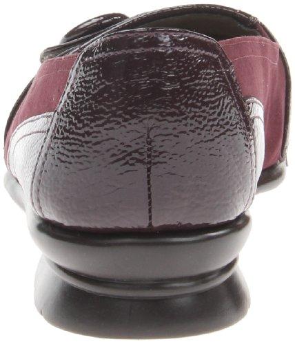 Aerosoles Mujeres Raspberry Flat Dark Purple Combo