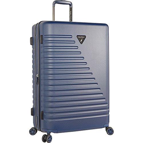 Nautica 28' Hardside Expandable Spinner Luggage, True Navy