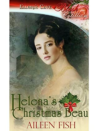 book cover of Helena\'s Christmas Beau