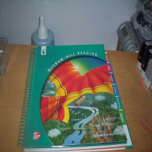 Unit 2 Book 1 Teacher's Edition (McGraw-Hill Reading) James Flood
