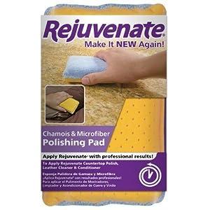 Rejuvenate Chamois & Microfiber Polishing Pad