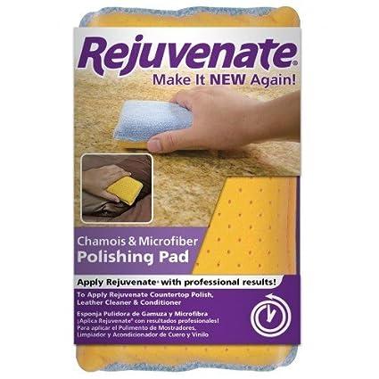 Rejuvenate Chamois & Microfiber Polishing Pad RJPAD