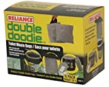 Reliance Products Double Doodie Toilet Waste 6 Pack Bag