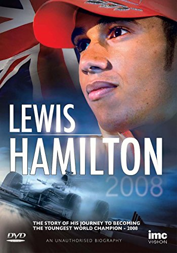 Lewis Hamilton - The Story of His Journey to Becoming the Youngest World Champion 2008 - Porcelain Hamilton
