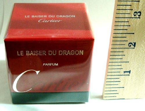 Le Baiser Du Dragon By Cartier Parfum for Women .25 Oz / 7.5 - Baiser Du Parfum Dragon