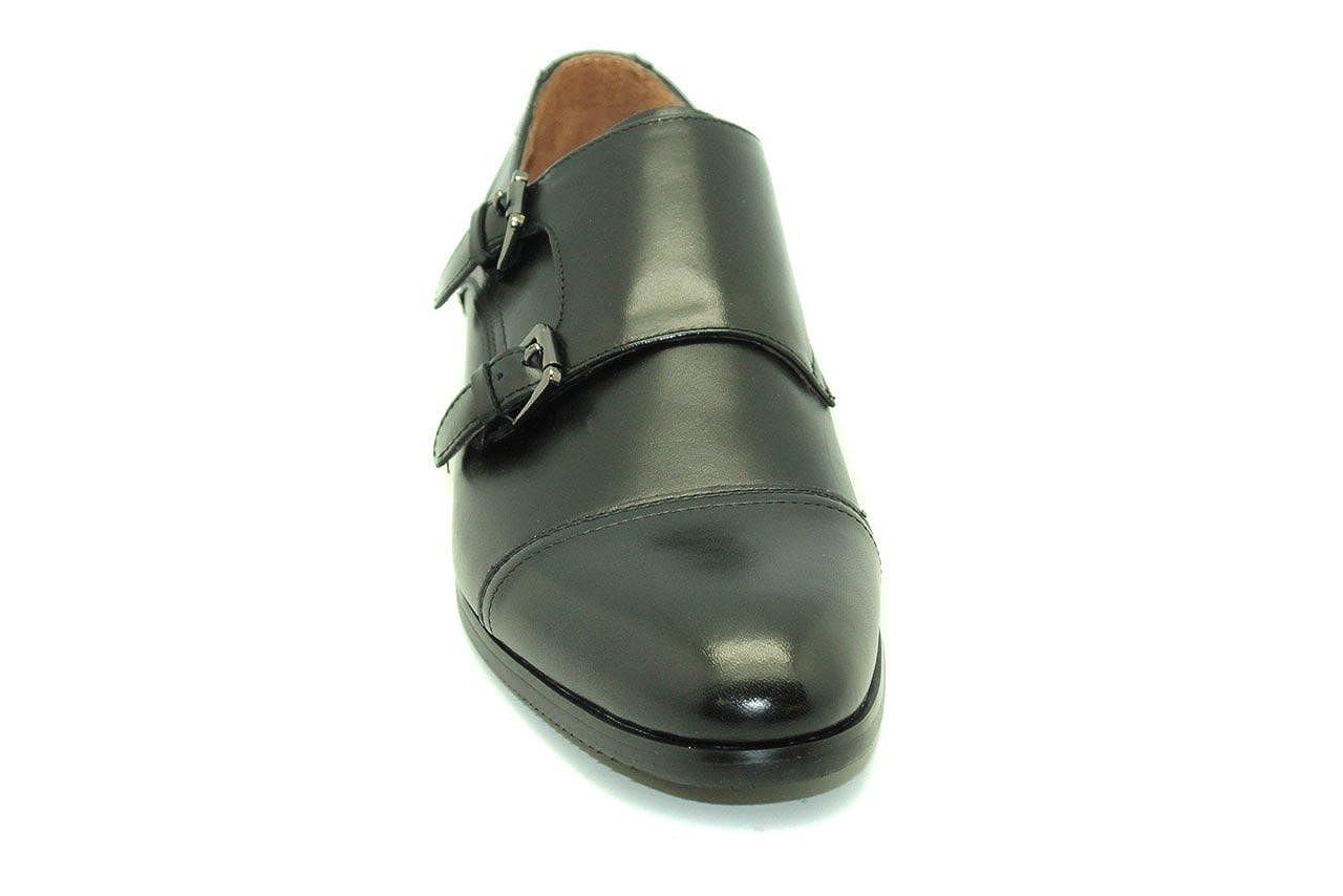 ZAPATO HEBILLAS MARTINELLI NEGRO 41 Negro: Amazon.es: Zapatos y complementos