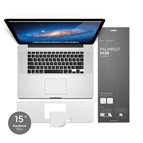 Elago PALMREST SKIN for 15 inch MacBook Pro (unibody) wit...