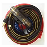 Best Accessory Power Subwoofer Cables - VIGORWORK Subwoofer Amplifier Wiring With AGU FUSE 1500w Review