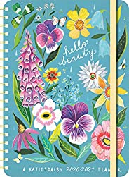 Katie Daisy 2020 - 2021 On-the-Go Weekly Planner: 17-Month Calendar with Pocket (Aug 2020 - Dec 2021, 5""