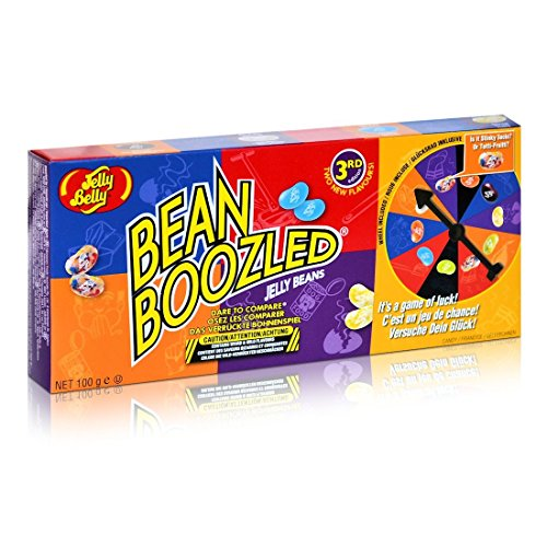 Jelly Belly Bean boozled Spinner Gift Box 3.5 OZ (99g)