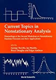 img - for Current Topics in Nonstationary Analysis: Proceedings of the Second Workshop on Nonstationary Random Processes and Their Applications : San Diego, Ca June 11-12, 1995 book / textbook / text book