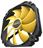 Reeven Coldwing14 High Airflow 140mm CPU/Case Fan 300-1700rpm/PWM Control