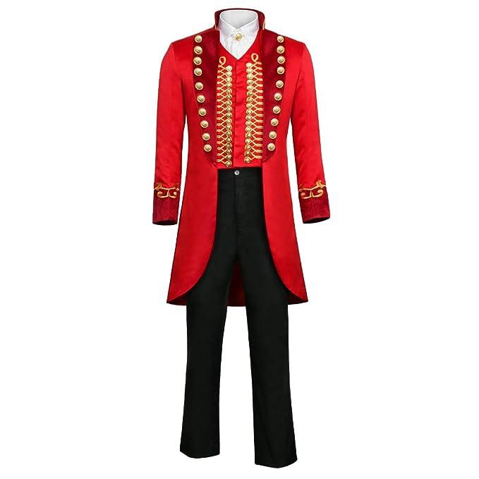 Amazon.com: Disfraz de hombre adulto con anillo de circo ...