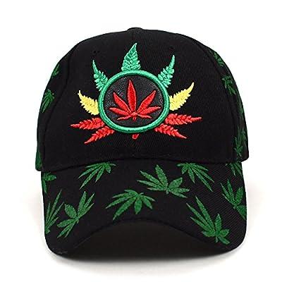 Cannabis 420 Marijuana Themed Ball Cap Hat