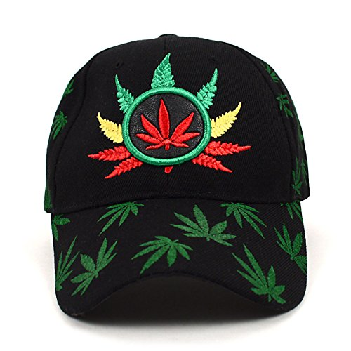 Cannabis-420-Marijuana-Themed-Ball-Cap-Hat