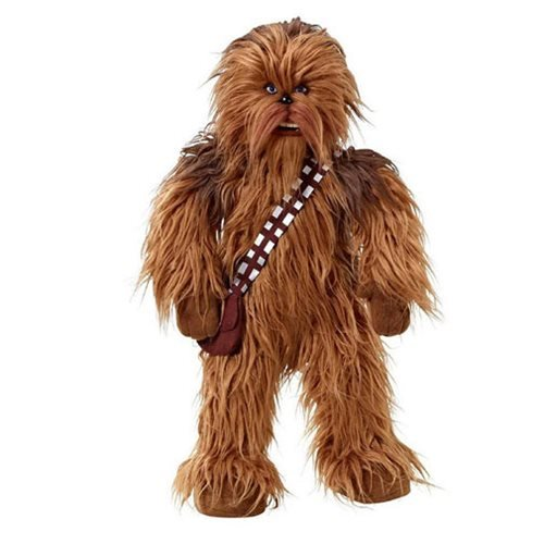 Star Wars Chewbacca 24-Inch Talking Plush