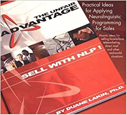 Book Unfair Advantage: Sell with NLP!