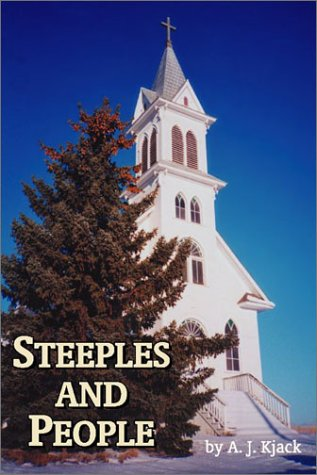 Steeples and People: Country Churches and Towns of Northcentral and Northeastern Washington pdf