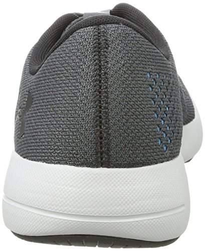 Under Rapid Para De Gray Entrenamiento Gris Hombre Ua stealth Armour Zapatillas rRnEqrHw