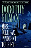 Mrs. Pollifax, Innocent Tourist, Dorothy Gilman, 0679774203