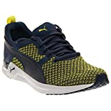 Puma Men's Pulse Xt Knit, Poseidon/Sulphur Spring, 11.5 M US