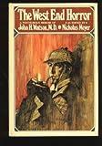 The West End Horror, Nicholas Meyer, 0525231021