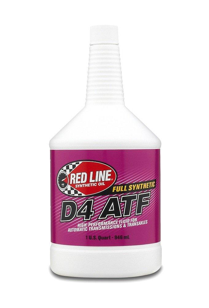 Red Line 30504 D4 Automatic Transmission Fluid - 1 Quart