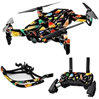 MightySkins Skin for DJI Mavic Air Drone - Cocktail Therapy | Max Combo Protective, Durable, and Unique Vinyl Decal wrap cover | Easy To Apply, Remove, and Change Styles | Made in the USA