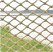 Decorative Jute Hemp Netting Bird Toy Parrot Hemp Rope Climbing Net Ladder Jute Net Background Wall Decorative