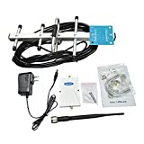 Cell Phone Amplifier Verizon 700MHz 4G LTE 65dBi Signal Booster Repeater Antenna Kit