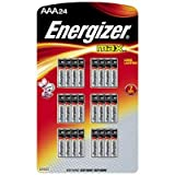 Energizer Max Alkaline AAA Batteries 8 ea ( Pack of 3)