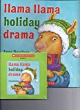 img - for Llama Llama Holiday Drama with read along CD book / textbook / text book