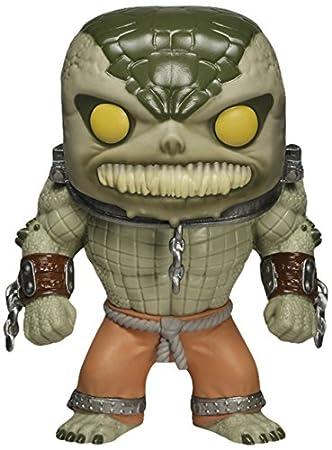 Funko Pop! Batman Arkham Asylum Killer Croc Action Figure: Funko Pop Heroes: Amazon.es: Juguetes y juegos