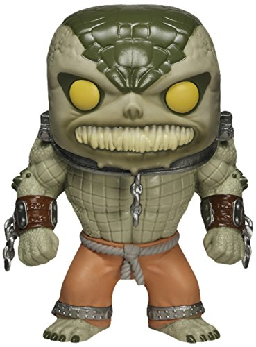 Funko POP Heroes: Arkham Asylum Killer Croc ()